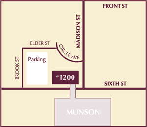 Grand Traverse Women's Clinic map